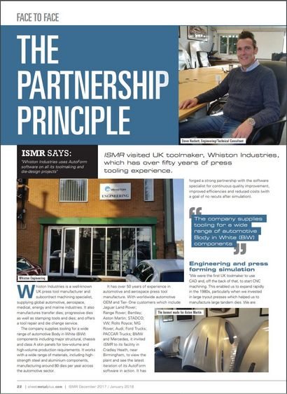 The Partnership Principle