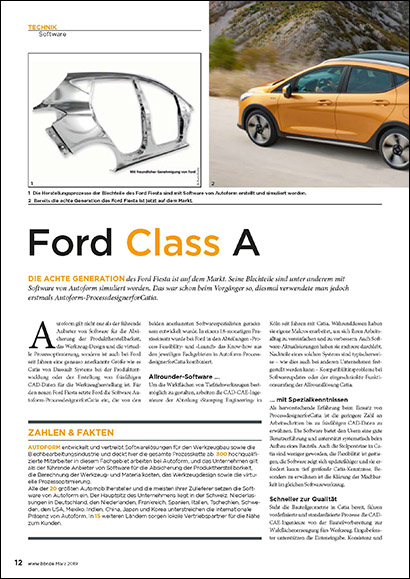 Ford Class A