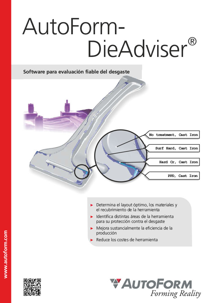 AutoForm-DieAdviser – Folleto